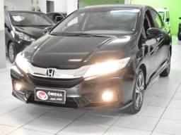 Título do anúncio: Honda city 2017 1.5 exl 16v flex 4p automÁtico