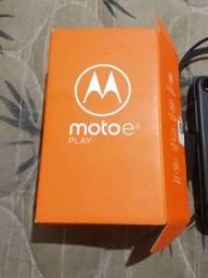 Motoe6 Play Na Caixa