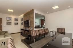 Apartamento à venda com 3 dormitórios em Cidade nova, Belo horizonte cod:317119