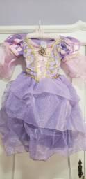 Fantasia Rapunzel da Disney original