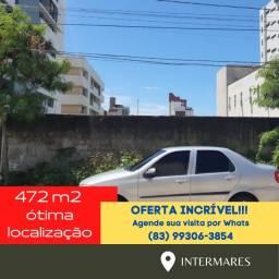 Terreno para Venda em Intermares - 472,5m2 - Super Promoção!!!