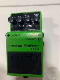 Pedal Boss PH-3 Phase Shifter (Pouco tempo de uso)