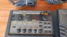 Pedaleira midi Roland GR20 para Godin