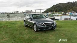 Título do anúncio: Mercedes C180 Exclusive 17/17