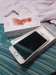 Título do anúncio: IPhone 6s 64 Gb rose