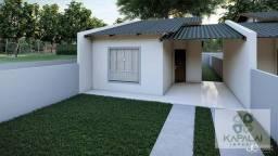 Casa com 2 dormitórios à venda, 64 m² por R$ 220.000,00 - Vila Nova - Barra Velha/SC