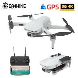 Drone Eachini Ex5 4k Hd Mini Câmera Com 2 Baterias Wi-fi