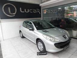 (*60x R$456,00) Raridade Peugeot 207 XR 1.4 GNV Completo