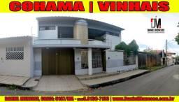 Título do anúncio: Casa com 4 quartos | Cohama/Vinhais | Atrás da Concessionária Fiat Taguatur | + de 700m²