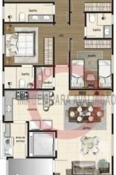 Apartamento à venda com 4 dormitórios em Gutierrez, Belo horizonte cod:278682