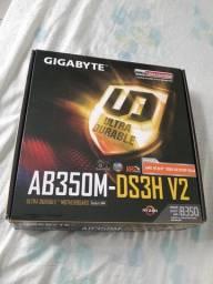 Placa-mãe AB350M-DS3H V2