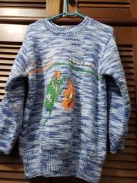 Lindo blusao, lã grossa, mto quentinho