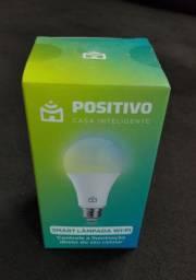 Smart Lâmpada wi-fi Positivo