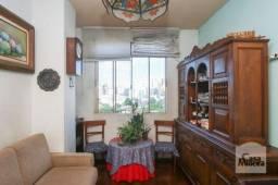 Apartamento à venda com 2 dormitórios em Barro preto, Belo horizonte cod:278885