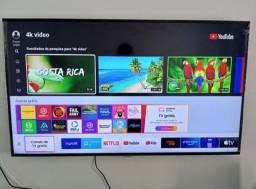 "Smart Tv Led 49"" Samsung Ultra HD 4k"