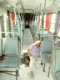 Bancadas de ônibus urbano
