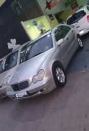 Título do anúncio: Mercedes c180 2004