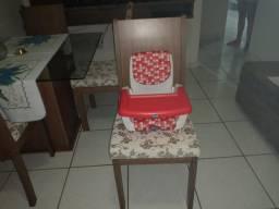 Cadeira de alimentaçao chicco