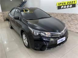 Título do anúncio: Toyota Corolla 2017 1.8 gli 16v flex 4p automático