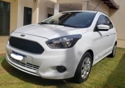 Ford Ka Baixo km 17/18 IPVA pago