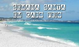 Semana Santa em Cabo Frio