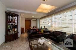 Apartamento à venda com 4 dormitórios em Funcionários, Belo horizonte cod:276790