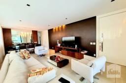 Apartamento à venda com 4 dormitórios em Santa lúcia, Belo horizonte cod:279904