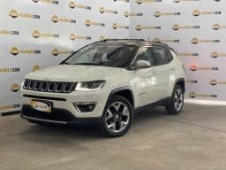 COMPASS 2018/2018 2.0 16V FLEX LIMITED AUTOMÁTICO