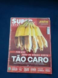 Revista Superinteressante Tudo Tão Caro no Brasil Edição 317