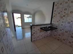 RE#(2032) Casa de dois quartos no bairro Morada da Aldeia
