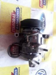 Compressor ford new ka 1.0 3cc 2015 2016 2017 2018 2019 2020