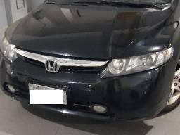 Honda New Civic EXS 1.8/AT/Borboleta 2o. dona doc ok raridade