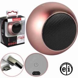 Entrega grátis - Mini caixa de som bluetooth