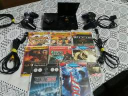 PlayStation 2 completo!