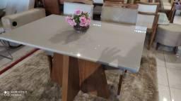 Mesa de jantar safira de 4