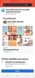 Título do anúncio: Harmonização facial