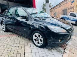 Ford Focus Titanium Aut Teto Solar Impecável Revisado Garantia da loja