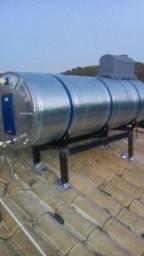 Instalação e manutenção de Aquecedor solar