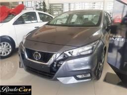 Nissan Versa 2021 1.6 16v flex exclusive xtronic