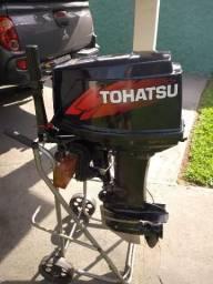 Motor de popa Tohatsu 25hp - 2010