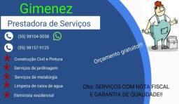 Prestadora de Serviços Gimenez