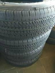 Pneus NOVOS Bridgestone para camionete aro 16