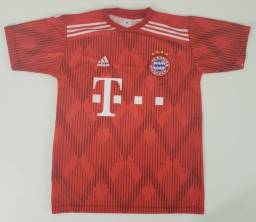 Camisa do Bayern 2018/2019