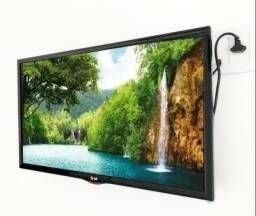 TV 32 polegadas Lg LED Full Hd, pouquíssimo uso