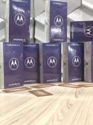 Motorola moto one Lacrado