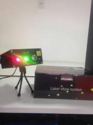 Festas Laser Show Projetor Holográfico