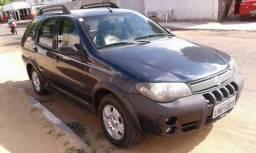 V/t palio adventure completo banco de couro/2006 15.500 - 2006