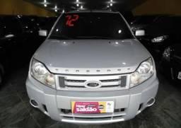 Ecosport automática com gnv Financio sem entrada . - 2012
