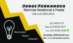 Técnico Eletricista Predial e Residencial