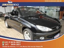 Título do anúncio: Peugeot 206 Cabriolet 1.6 16v 2p 2002 Gasolina
